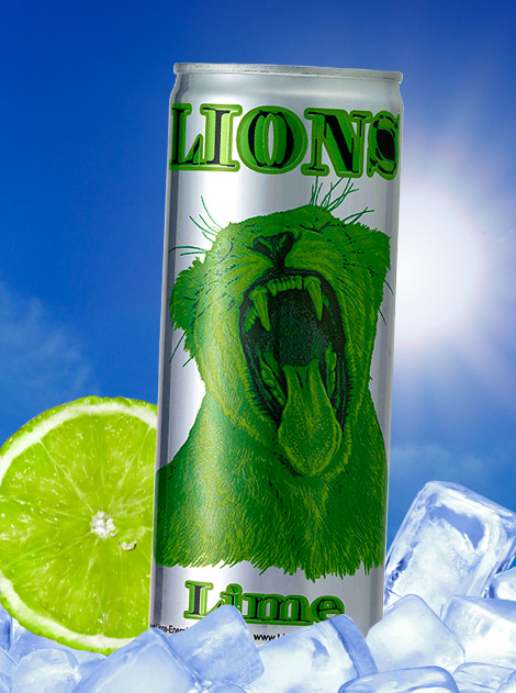 Lions Lemon Lime