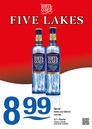 Five Lakes Special