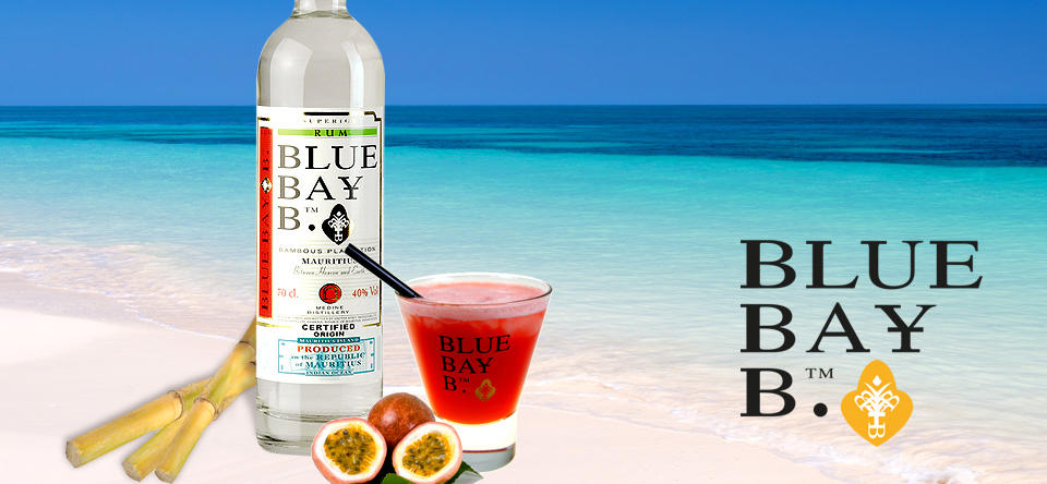 Blue Bay B. White Premium Rum